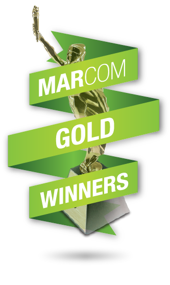 MarCom Gold Award - Mobile Website